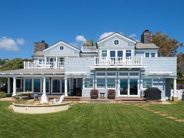 Hamptons Beach Retreat - 5 bedroom two story home on the beach