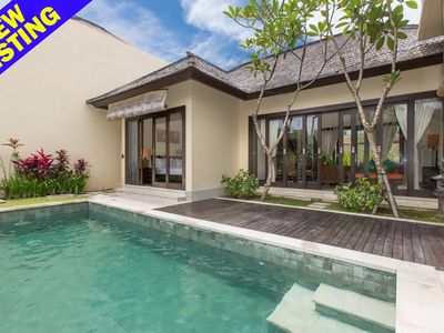 Photo for Saraya, 2 Bedroom Villa w/ Sunset View near Uluwatu;