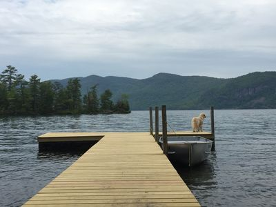 Daytime on the dock
