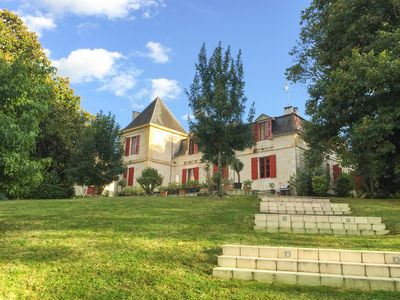 Photo for 11 bedroom Chateau, sleeps 29 with Pool and FREE WiFi