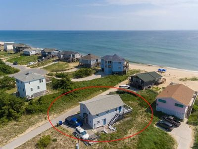 Photo for Seahorse Cottage DOWNSTAIRS - BEACHSIDE LIVING