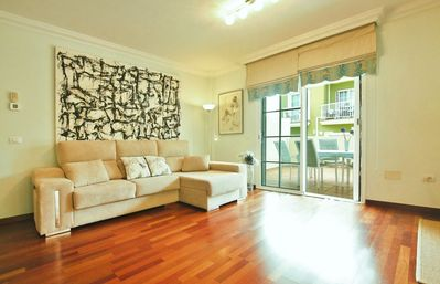 Photo for La Galería, nice apartment for 4 people in Santa Ursula