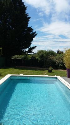 Photo for Villa for 10 people with swimming pool in Gard