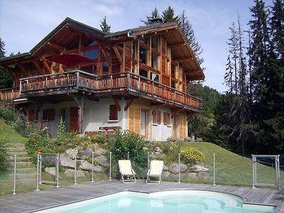 Photo for Vacation home L'Epachat in Saint Gervais - 10 persons, 5 bedrooms