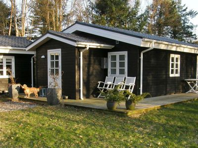 Photo for Comfy Holiday Home in Hals with Terrace
