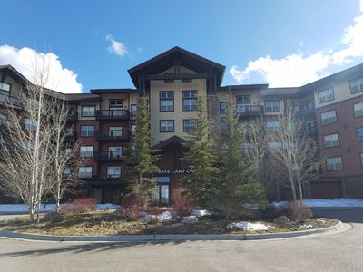Photo for Ski-In/Ski-Out Slope Side Luxury Condo at Base Camp One in Granby ,Co