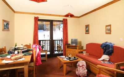 Photo for Chalets du Thabor - 2 Room Cabin Apartment - 6 People