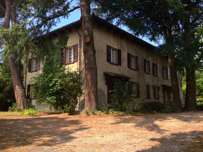 Photo for Country house with swimming pool for rent in Casalecchio di Reno (Bologna) Italy