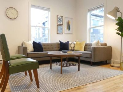 Photo for 1BR Apartment Vacation Rental in Halifax