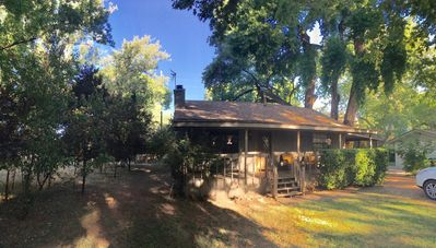 Photo for New Listing! Quiet Country Retreat Under the Trees at Red Rock Crossing!