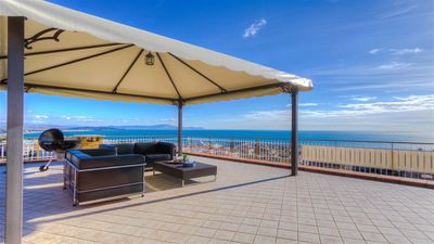 Photo for ★★★★★ Luxurious Super-Panoramic Penthouse in Formia ★★★★★