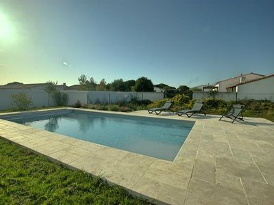 Photo for 5BR House Vacation Rental in SAINTE MARIE DE RE