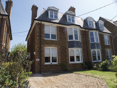 Photo for Oakleigh - Large victorian villa close to beach with luxury coastal furnishings