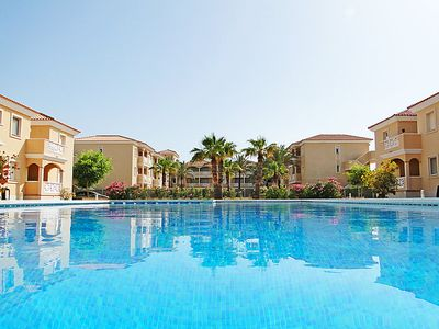 Photo for 2 bedroom Apartment, sleeps 6 in Riumar with Pool, Air Con and WiFi