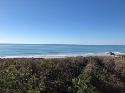Photo for Oceanfront, Top Floor, End Unit, Sky Light, Newly Renovated!