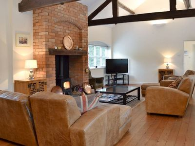 Photo for 4 bedroom accommodation in Standon