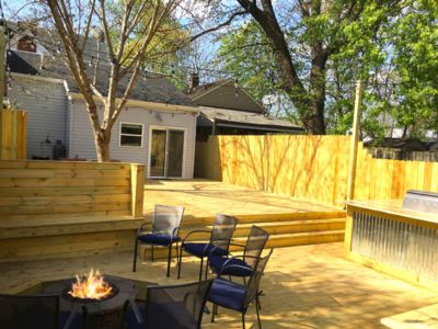 Photo for Epic Backyard Oasis! Sleeps 12+ - Derby Perfection for your large group