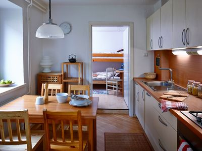 Photo for Holiday Home Happy Stay, An Authentic Countryside Stone House in Nature Park