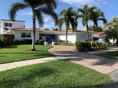 Photo for Huge 4 BR House/3Bths/Pool/2 Living Areas in Excellent Neighborhood