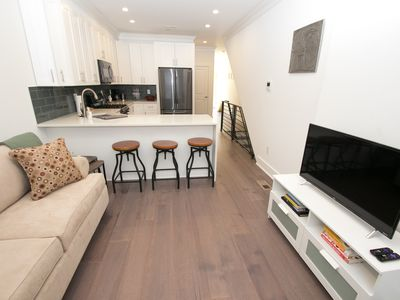 Photo for Elegant Duplex! Fishtown!  6 Bedrooms + 5.5 Baths  Sleeps 20