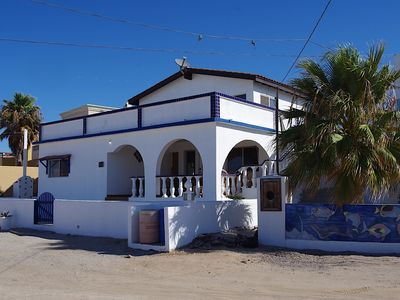 Photo for BEAUTIFUL 3 BEDROOM HOME AT LAS CONCHAS CASA BIANCHI