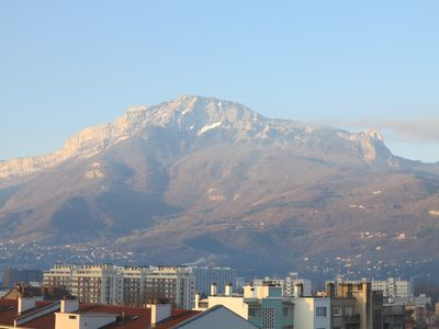 Photo for Apartment Grenoble City, bright, quiet, modern and secure
