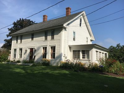 Photo for Historic Windswept FarmStay In Central NH