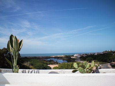Photo for Stunning duplex two bed apartment minutes from the beach.