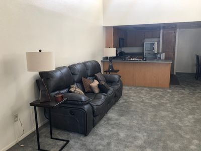 Photo for Beautiful, Fully Furnished 2 Bed 2 Bath Apartment