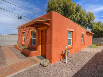 Photo for New Listing! Cozy Tucson home close to downtown w/ a furnished patio, yard