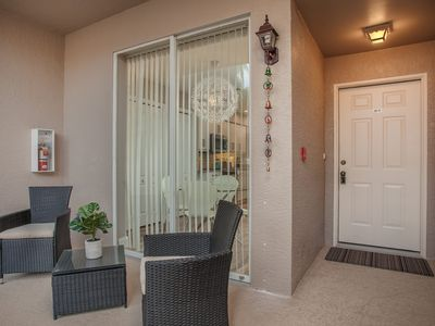 Photo for Beautiful 1st. floor unit totally renovated with lake view!