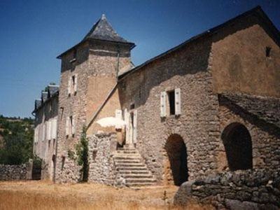 Photo for Big old house between Causses and the Cevennes. 12 pers.