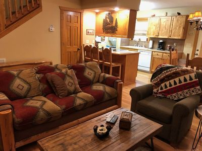 Photo for Rustic Ozarks 1 Bedroom Lodge-Beautiful Views in Stonebridge Resort!