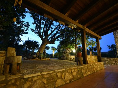 Photo for Villa of the fireflies in Scopello with sea view on the Zingaro 8 beds Wi-fi