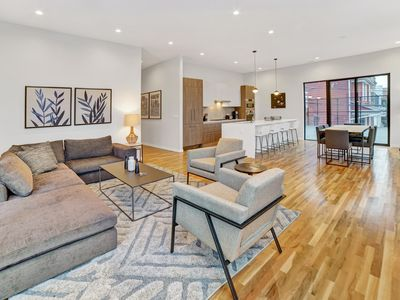 Photo for 202 - Bright & Spacious Condo near Wrigleyville