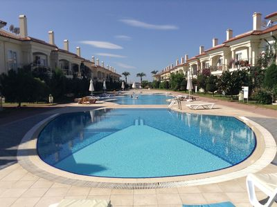 Photo for Seashell 12 Sunset Beach Club, 2 Bed, 2 Bath Duplex Apartment in Calis Beach
