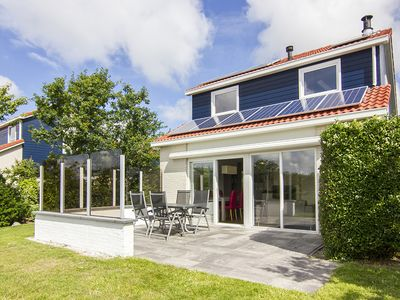 Photo for Luxury 4-person villa in the holiday park Landal Beach Park Texel - on the coast/the beach