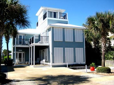Photo for CrAzy Spring Specials! 5 BR/5.5 Bath Luxury~Private Pool~Cabana~Steps to Beach