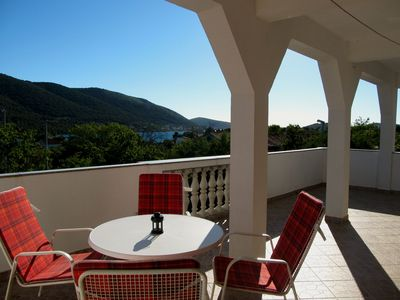 Photo for 120m2 Apartment with large terrace and planty of sunlight