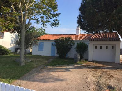 Photo for Rental Isle of Noirmoutier (L'Epine) House with garden of 600 m2.