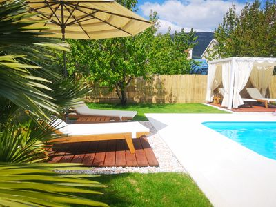Photo for M&M Novak Luxury Apartment with private pool and award winning garden