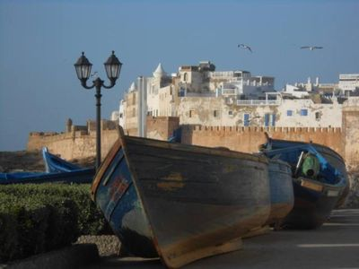 Photo for Essaouira: holiday house 2 bedrooms for rent