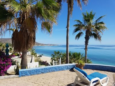 Photo for Authentic Mexican Style Beachfront Home - 4 Bedroom, 3 Bath - Buena Vista