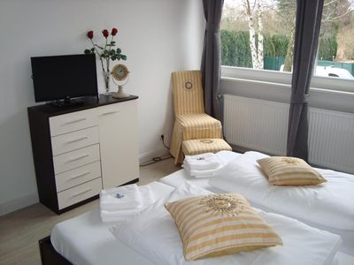 Photo for This cosy apartment is located in our apartment house Haldesdorfer Straße and is suitable for up to 4 people.