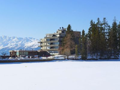 Photo for Apartment Jeanne d'Arc  in Crans - Montana, Valais - 2 persons, 1 bedroom