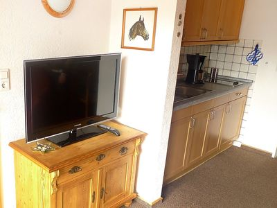 Photo for Apartment in Norden with Parking, Internet, Garden, Terrace (85573)