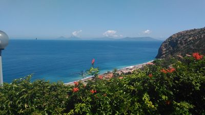 Photo for Panoramic sea view, in villa 4/6 beds.