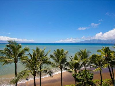 Photo for Sands of Kahana, unit 344 - 2 BD / 2 BA - OCEANFRONT 4th floor condo on Maui!
