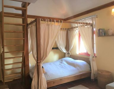 Photo for Comfortable apartment in the apple farm Biesenbrow