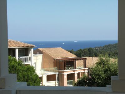 Photo for Cap Esterel Village - studio mer G2 terrasse couverte - 256la